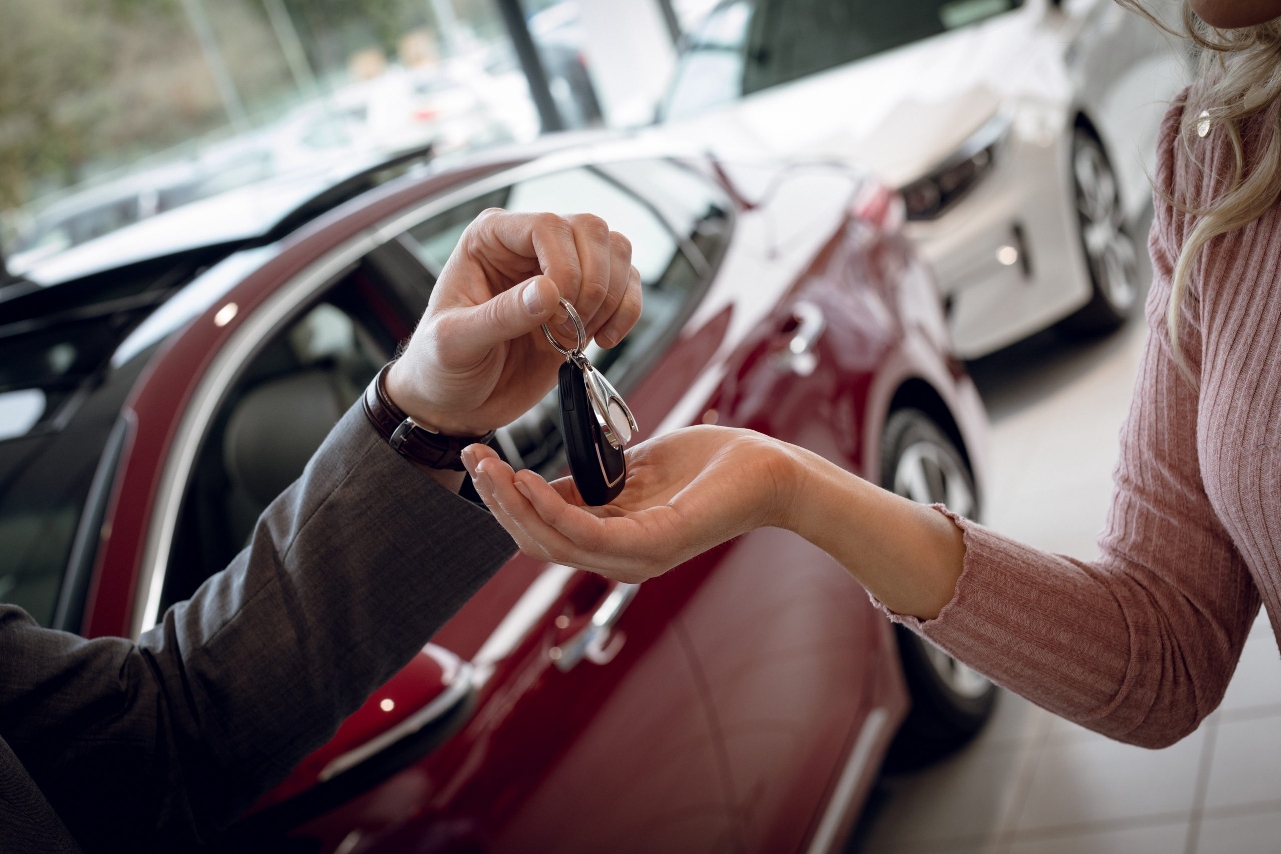 retail financing and leasing for dealers