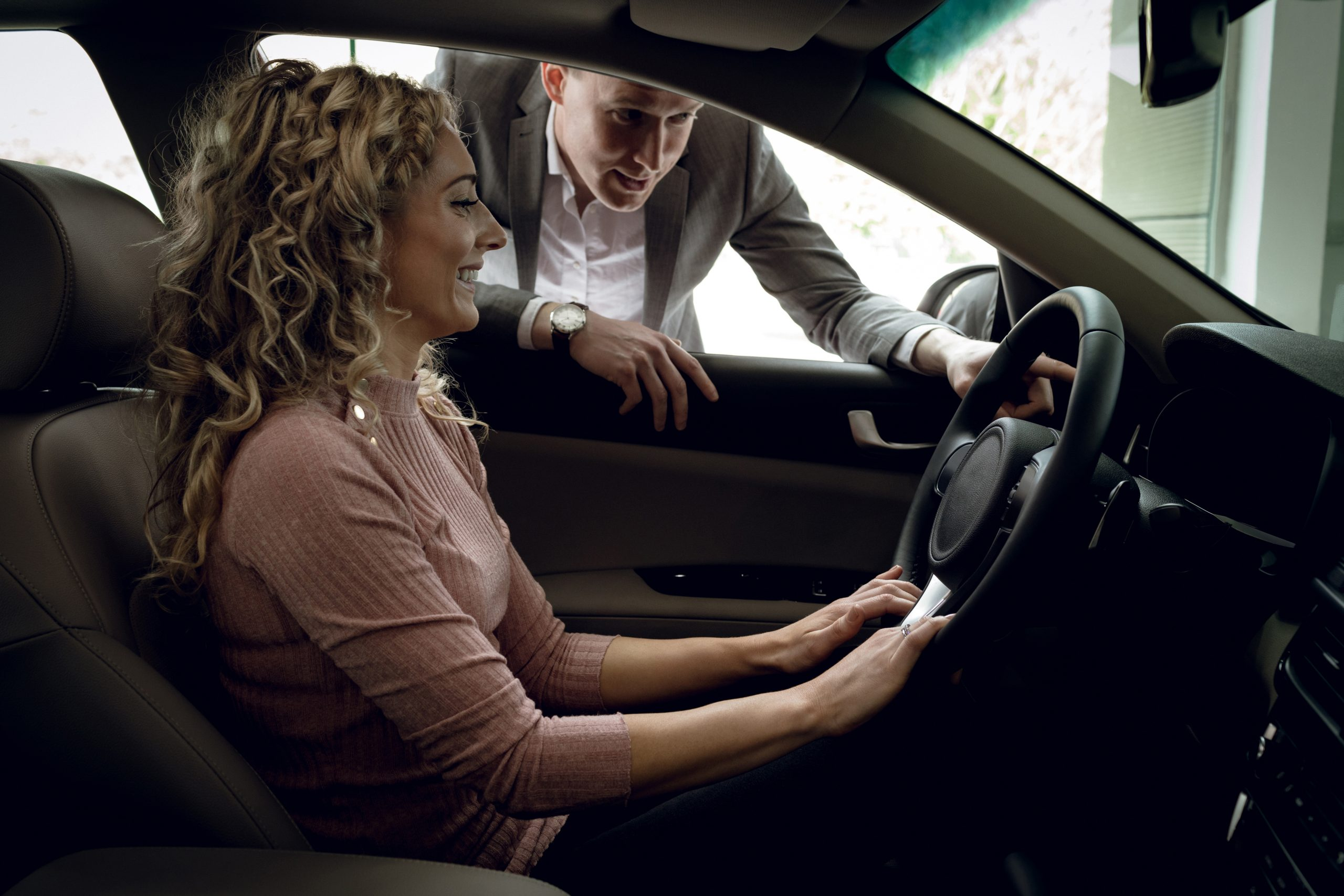 dealer financing customers auto use